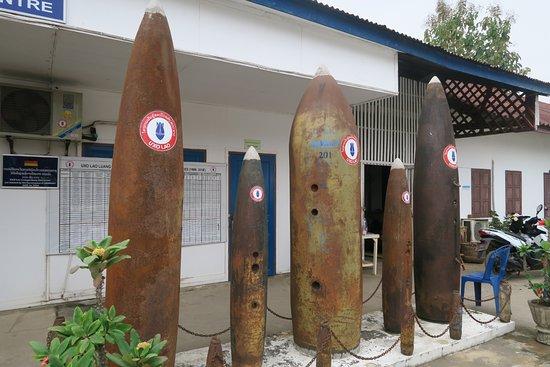 写真UXO Laos Visitor Center枚