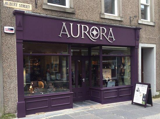 Aurora Orkney Jewellery