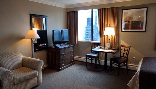 Century Plaza Hotel & Spa: 大きな姿見があって良かったです