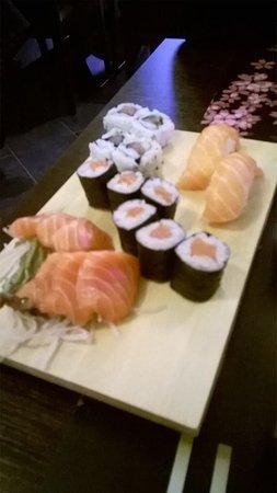 Iko Sushi: Mix di Sushi