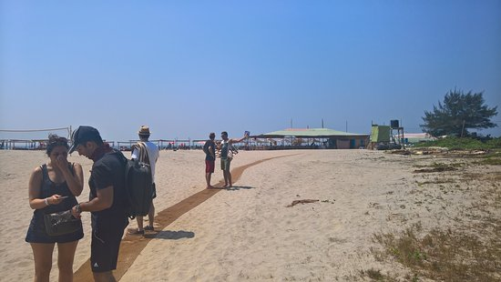 Sea Paradise beach resort, Goa, India