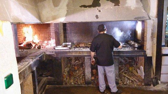 Vilafranca de Bonany, Spain: Mittagessen