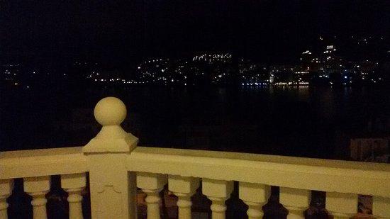 Bahia del Sol Hotel : Nachts gibt es auch schöne Ausblicke