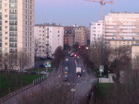 Uitzicht hotel billede af ibis budget paris porte de - Ibis budget hotel porte de vincennes ...