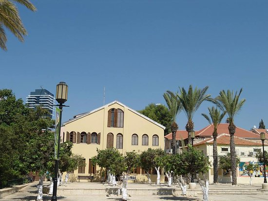 Neve Tzedek (osiedle Tel Awiwu)