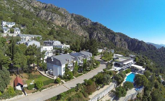Loryma Resort: Loryma seen from its entrance