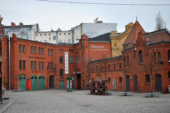 Museum in der Kulturbrauerei