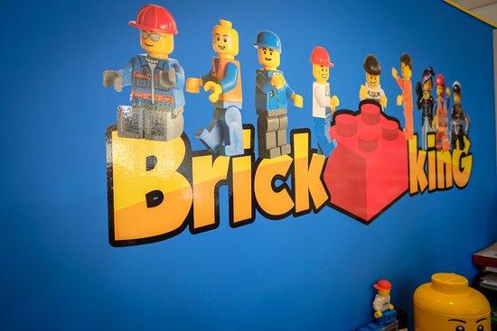 Brick King