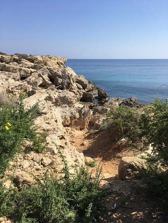 Famagusta District, Cyprus: Cyclops Cave