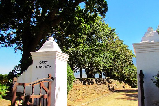 Constantia, South Africa: Gate