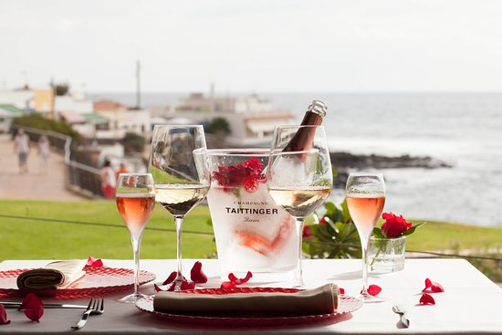 Rosso Sul Mare Restaurant & Wine Bar: THE BEST VIEW