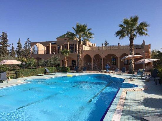 La piscine avec l 39 annexe picture of riad qodwa for La piscine review