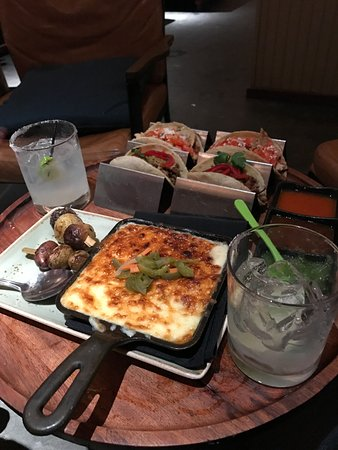 Photo of Mexican Restaurant Dos Caminos at 1567 Broadway, New York City, NY 10036, United States
