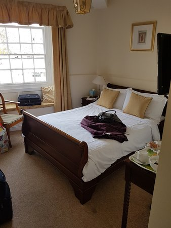 Corncroft Guest House: Small but very comfortable