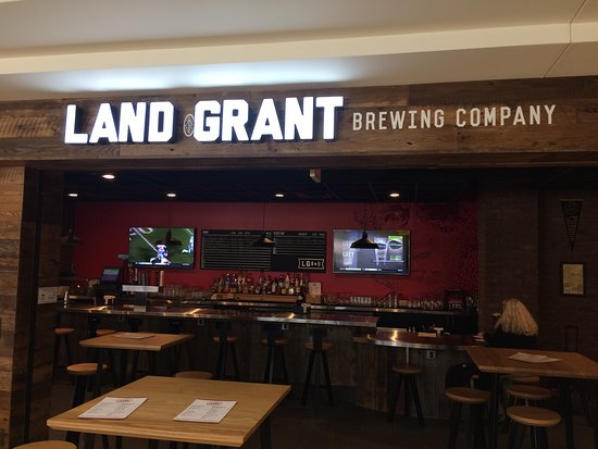 ‪Land Grant Brewing Company‬