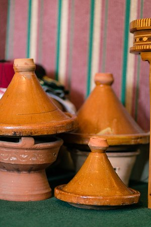 Sheffield, IL: Tagines from the Innkeepers Travels to Morocco