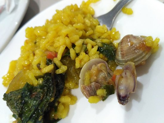 Casasimarro, Spanyol: Restaurante Navarro