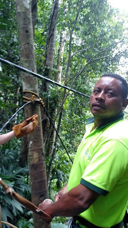 Terraventuras Jungle Expeditions: one of our amazing guides, Pablo