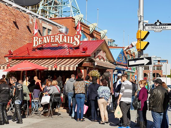 Beavertails pastry - Ottawa Tourism