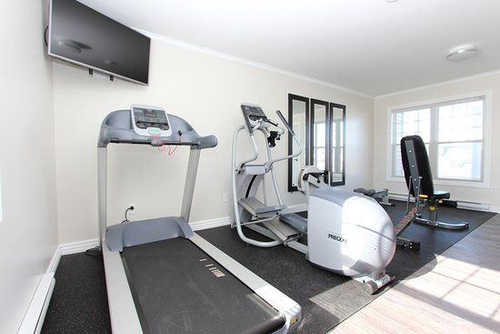 Happy Valley-Goose Bay, Kanada: Fitness Centre, open 7 am to 11 pm daily.