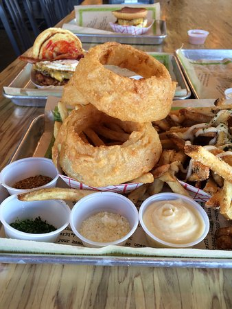 Oceanside, NY: Onion Rings and Hand Cut Fries