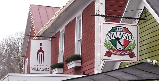 Clifton, VA: Villagio Signs