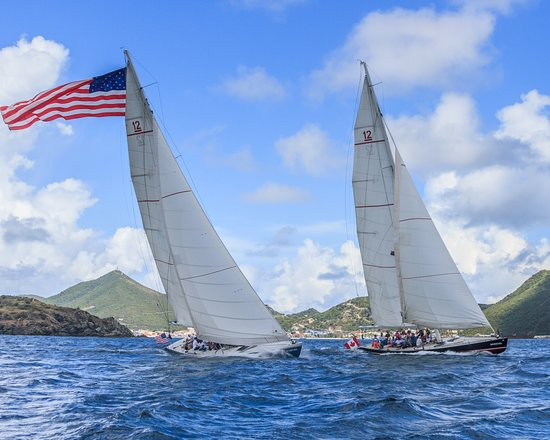 America's Cup Yacht Racing