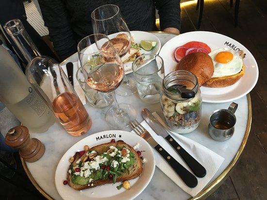 Photo of American Restaurant Marlon at 159 Rue De Grenelle, Paris 75007, France