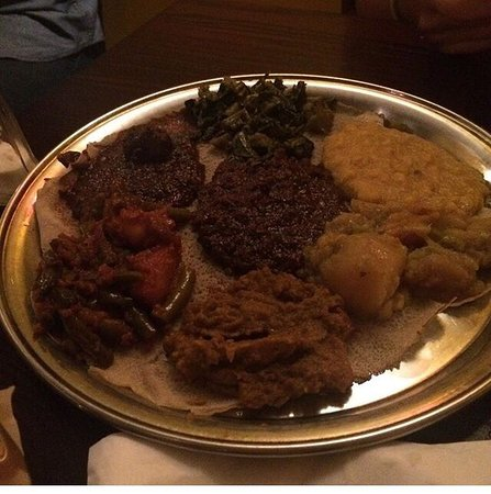 Photo of African Restaurant Queen Of Sheba at 650 10th Ave, New York, NY 10036, United States
