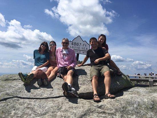 Wilmington, NY: At the summit