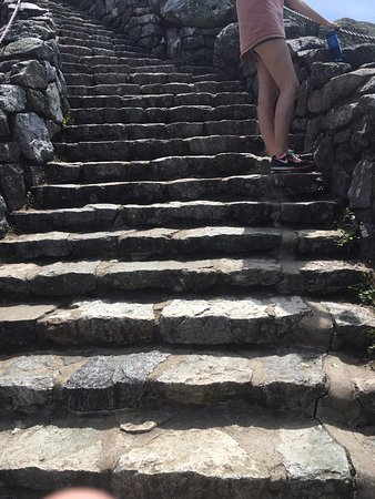 Wilmington, NY: Steps at the beginning