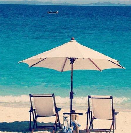 Sdraio Per La Spiaggia.Sdraio Sulla Spiaggia Davanti Alla Camera Picture Of Constance