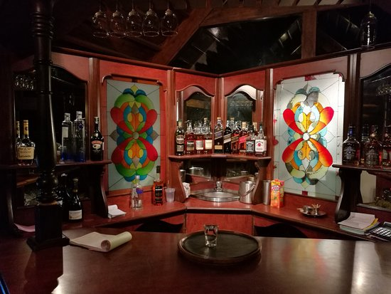 Royal Heritage-Tripura Castle: Bar