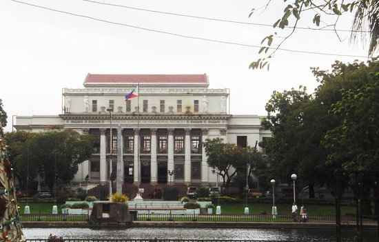 ‪Negros Occidenttal Provincial Capital Building‬