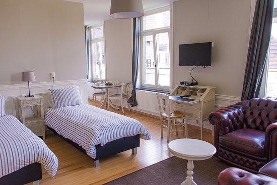appart hotel saint georges updated 2018 reviews price comparison mons belgium tripadvisor. Black Bedroom Furniture Sets. Home Design Ideas