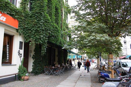 Helmholtzplatz Berlin Prenzlauer Berg Picture Of Stadtspiel Ver