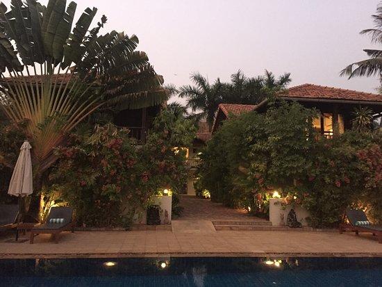 Bambu Battambang Hotel: Garden rooms