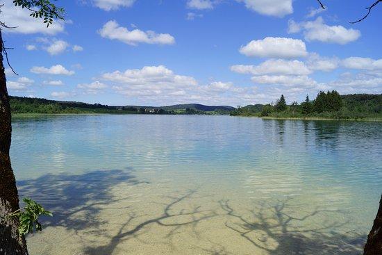Le Frasnois, França: Lac d'Ilay