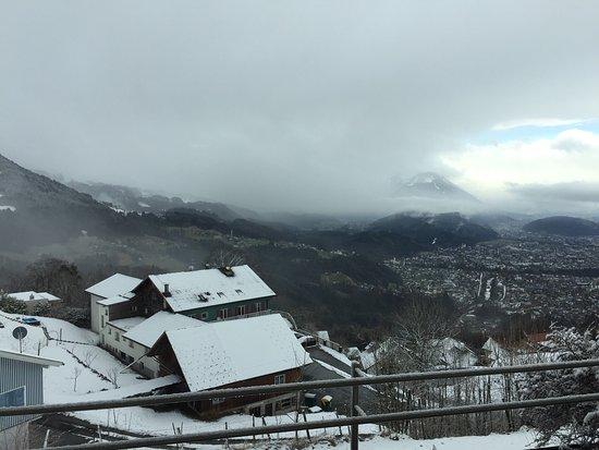 Viktorsberg, Austria: Aussicht und Zimmer Hotel Viktor