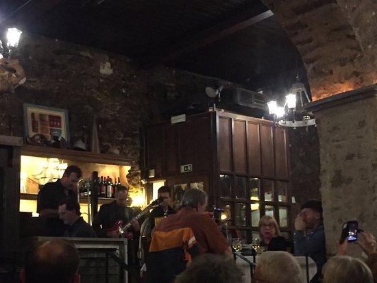 Fortaleza da Luz Restaurante: Jazz night