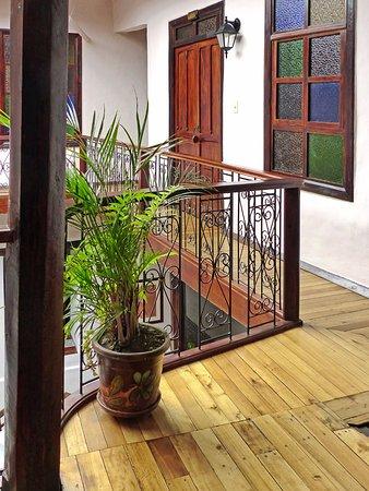 Casa Ordonez: Second Floor Landing