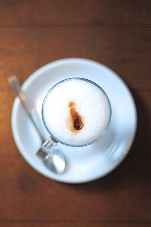 Coach & Horses Inn: coffee time