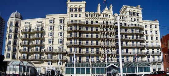 The Grand Hotel Brighton Room Deals