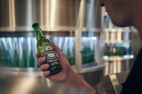 Photo of Brewery Heineken Experience at Stadhouderskade 78, Amsterdam 1072 AE, Netherlands