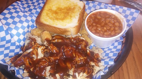 LaFayette, Georgien: Big John's Barbeque