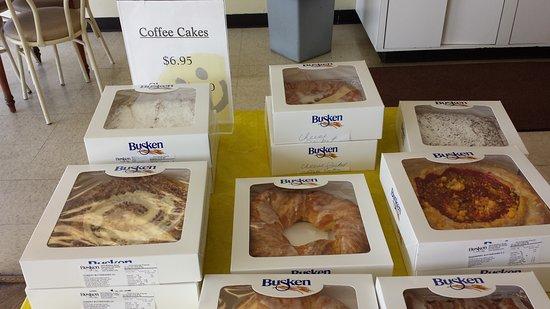 Batavia, OH : Cookies & Coffee Cakes