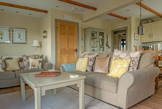 Sleights, UK: Ewelands House Lounge