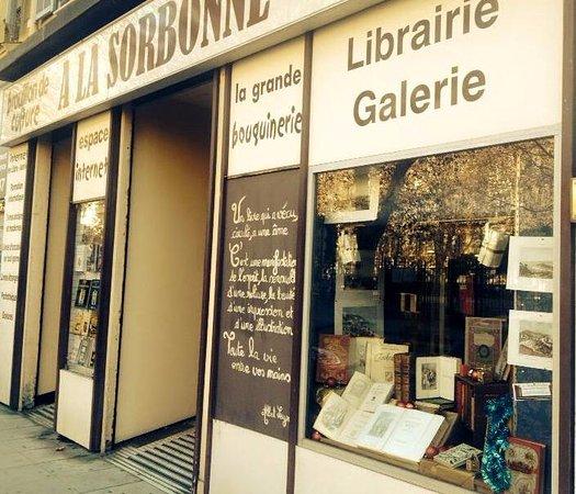 Brouillon de Culture - Sorbonne bouquinerie