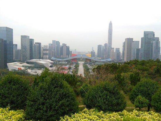 深圳莲花山公园