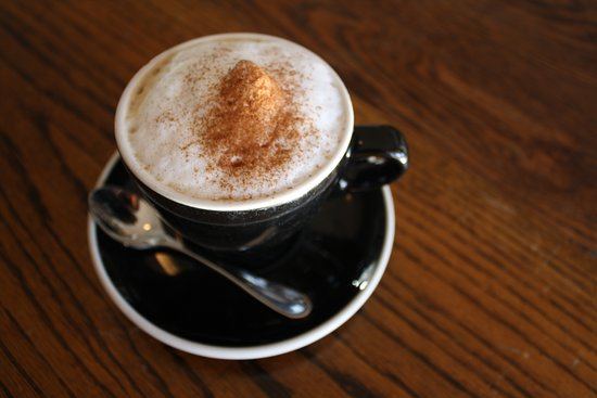 Cape May Point, Nueva Jersey: We offer lattes, cappuccinos, & more!